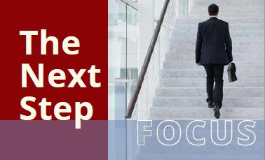 The Next Step Focus Seminar